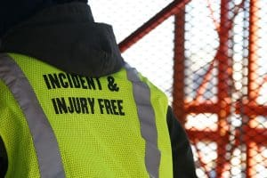 construction safety monitoring